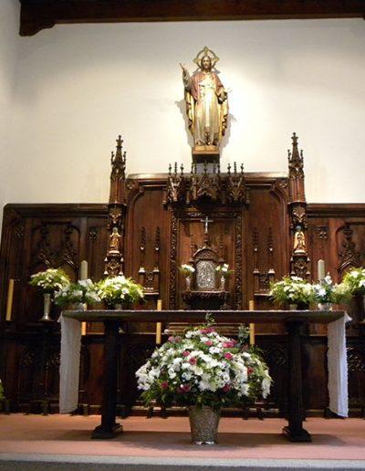 Iglesia del Carmelo de La Aldehuela