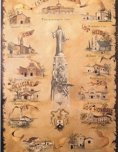 Fundaciones y restauraciones de santa Maravillas