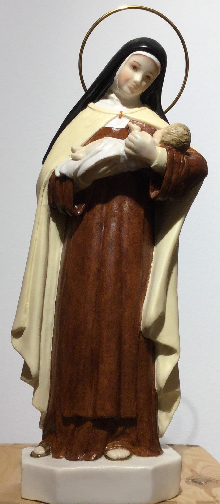 Maravillas de Jesús, autoretratro